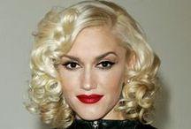 Gwen Stefani Beauty / by Grazia UK