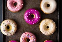 delicious donuts. / Donuts of every background, flavor and appearance. I just wanna inhale them all. / by Mom Spark