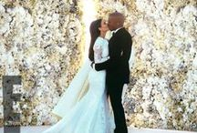 Kim Kardashian and Kanye West's Wedding / Everything you need to know about the Kimye wedding  / by Grazia UK