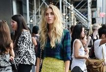 Grazia 360: Style Hunter New York / Our favourite street style looks from New York Fashion Week  / by Grazia UK