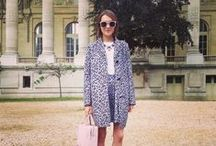 Grazia 360: Fashion Week Blogger Diaries / Where they go, who they see and of course, what they wear!  / by Grazia UK