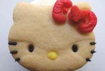 hello kitty food / by Jenn Fujikawa - www.justjennrecipes.com