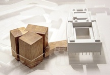 Architectural Model / by yonav partana