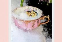 Fancy a Cup of Tea, Love? / by Fancy K