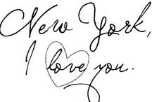 New York, New York! / by Fancy K