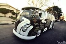 Short Bus / Volkswagen Vans / by Chris Fagin