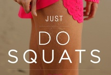 Workout/Getting Hot Board / by Laura Haug