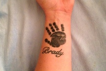 Tattoos / by Kimberly Holmes