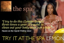 Lemon Detox Retreat / World-famous Lemon Detox comes the the award-winning Spa in Dolphin Square, London SW1. Find our which detox regime is right for you and explore our packages and offers. / by The Spa in Dolphin Square