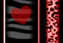 LEOPARD & ZEBRA / Another pattern LUV  / by LADYRED
