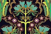 Design / A mix... but mostly Art Nouveau and Art Deco / by Laura Beth Love