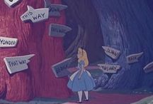 Alice in Wonderland / We're all mad here... / by Kristin Starchild