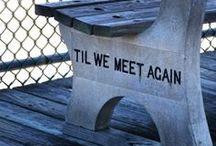 How the faces of love change, turnin' the pages... / ...and I have changed, oh but you, your remain ageless..