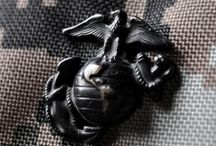 USMC / Our Country! America Home of the Free!! Because of the Brave!!! Semper FI / by Leaneasha Crowell