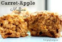 Mad For Muffins / Muffins galore! Recipes / by Alison Lee