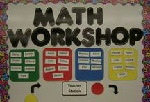 Math stations / by Niki Ralph-Forton