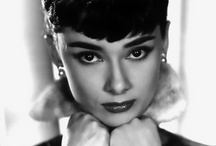 Audrey: Elegant, Style and Grace / by Karen Bannon