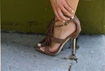 For the love of Shoes / by Laura Sandy-Finley
