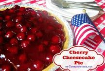 Holiday Recipes - Patriotic / by Cooking with K