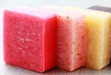 Homemade Soaps, Candles, and HBA / by Anna Nelson