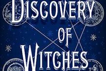 All Souls Trilogy / For fans the Deborah Harkness book series. #a discovery of witches #shadow of night #fiction #vampires #witches #daemons  / by Gina ♊