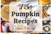 A Spotlight - Pumpkin/Butternut Squash / by CookingwithK | Southern Kitchen
