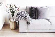 home | living room / living room envy. / by courtney jill