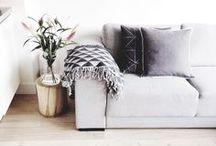 home | living room / living room envy. / by courtney jill