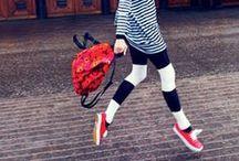Fashion / by Eleanor Greene