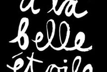 Type/Design / Typography, and the art of image with text. / by Marie Doucette