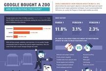 Kick A$$ Infographics / by Marketo Inc.