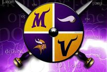 Minnesota Vikings / Became a fan during the '75 Super Bowl and still love my Vikings. / by Royce Waxenfelter