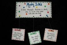 Language Arts-Main Idea / by Mary-beth Nickerson