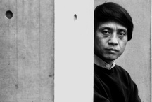 "03 Architect Tadao Ando / ""If you give people nothingness, they can ponder what can be achieved from that nothingness.""  — Tadao Andō / by Chris Dangtran"