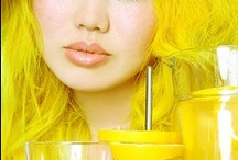 Yellow / by Morgan Thompson