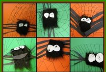 Fall-Spiders / by Mary-beth Nickerson