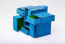 Constructivist & Assemblage Sculpture / by David Rhys Jones