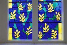 Matisse - Chapelle du Rosaire de Vence / by David Rhys Jones