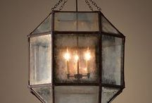 Light it up! / Lighting choices for the house after the renovation is done. / by Vanessa Druckman
