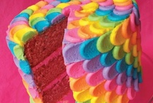 Baking Fun / Ideas for decorating cakes and making food into fun! / by Erin Durham Lafleur