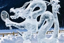 Ice Sculptures / by Michelle Leonard