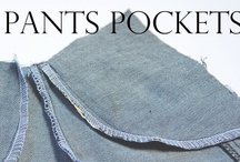 Sewing Pants and Shorts / by Tina McNally