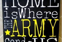 Army Wife, Army Life / by Mandy
