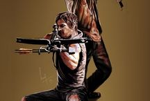 Walking Dead / My hobby-killing Zombies / by Lou Cesario