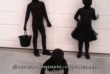 halloween costumes / by Teresa