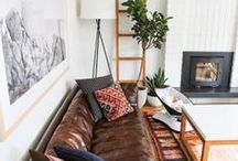 interiors / by Tricia Cope