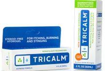 Itch, Burn, Sting / by TriCalm