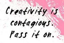 Creativity / by Ingrid Fonseca