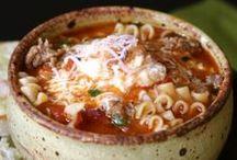 Soups  / by Cassandra