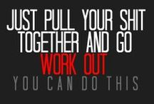 Workin' on My Fitness / Motivational Quotes, exercise routines, Body Motivation / by Jordon Olson